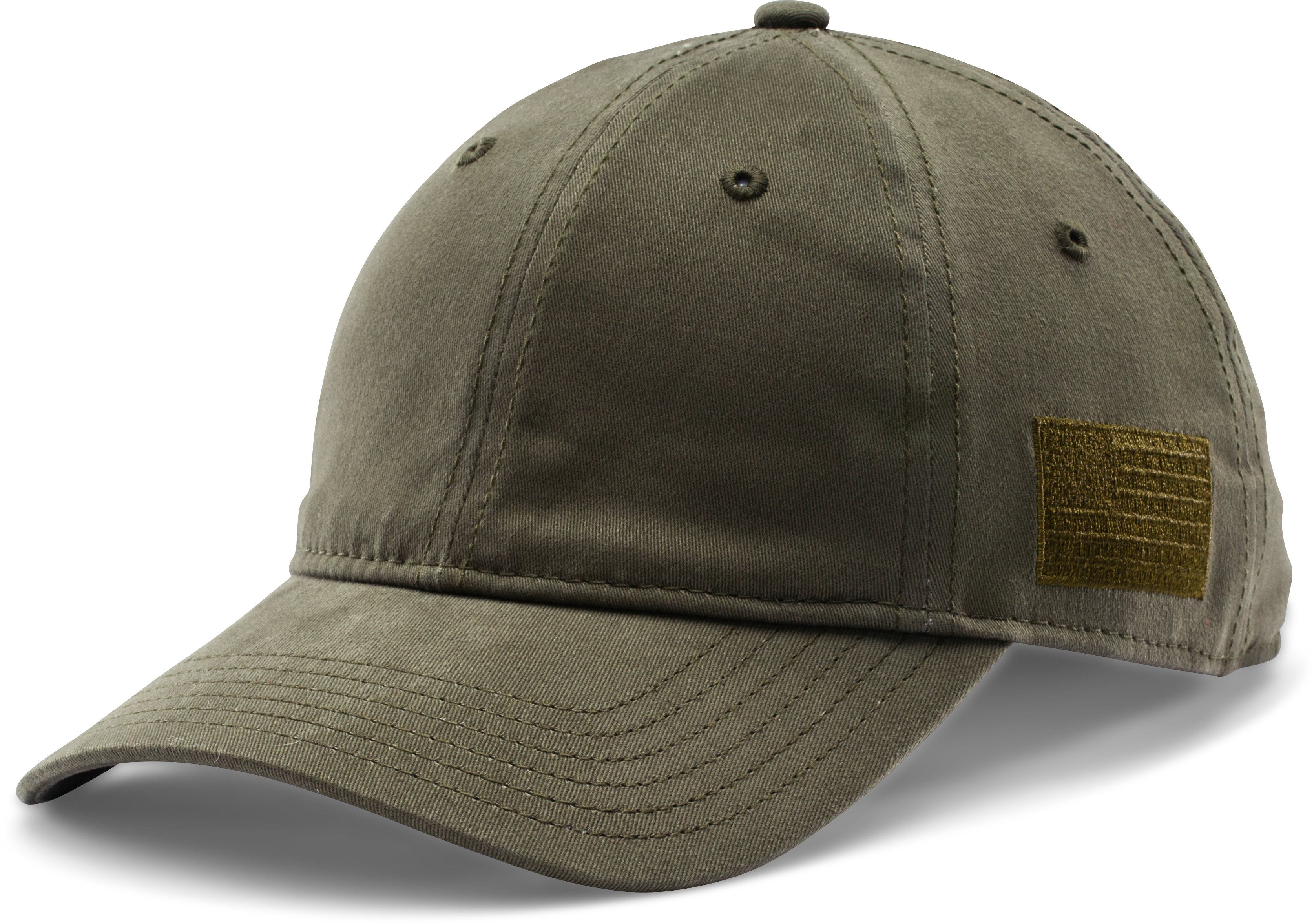 Men's UA Tactical Friend Or Foe Cap, Marine OD Green, zoomed image