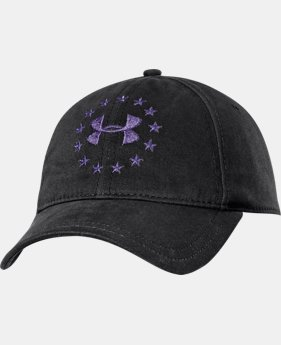 Men's UA Freedom Cap  3 Colors $24.99