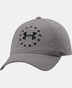 Men's UA Freedom Cap LIMITED TIME: FREE U.S. SHIPPING 1 Color $14.99
