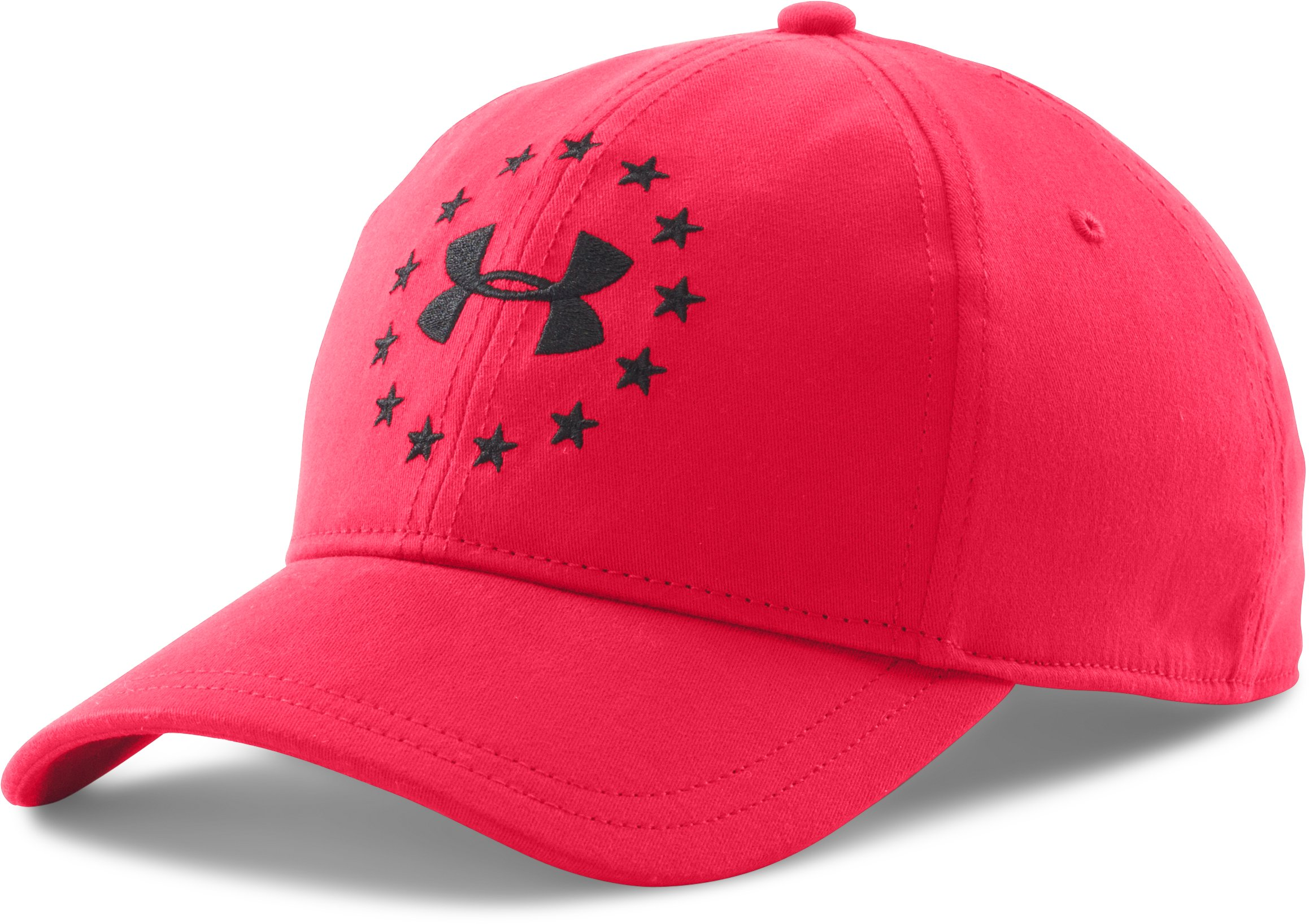 Men's UA Freedom Cap, BIG APPLE RED, undefined