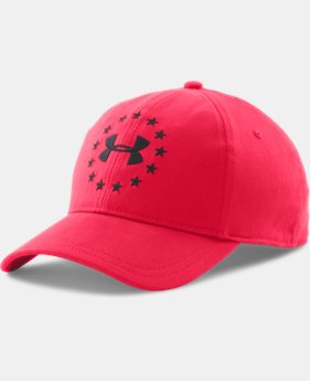 Men's UA Freedom Cap  4 Colors $24.99