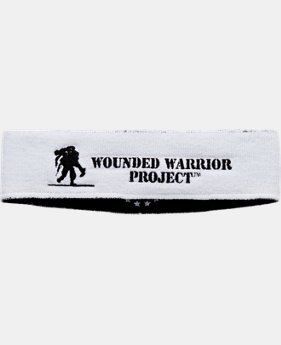 UA WWP Sweatband  1 Color $14.99