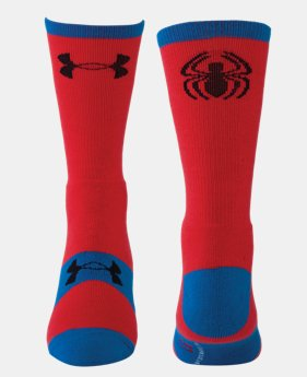 Men's Under Armour® Alter Ego Spider-Man Crew Socks