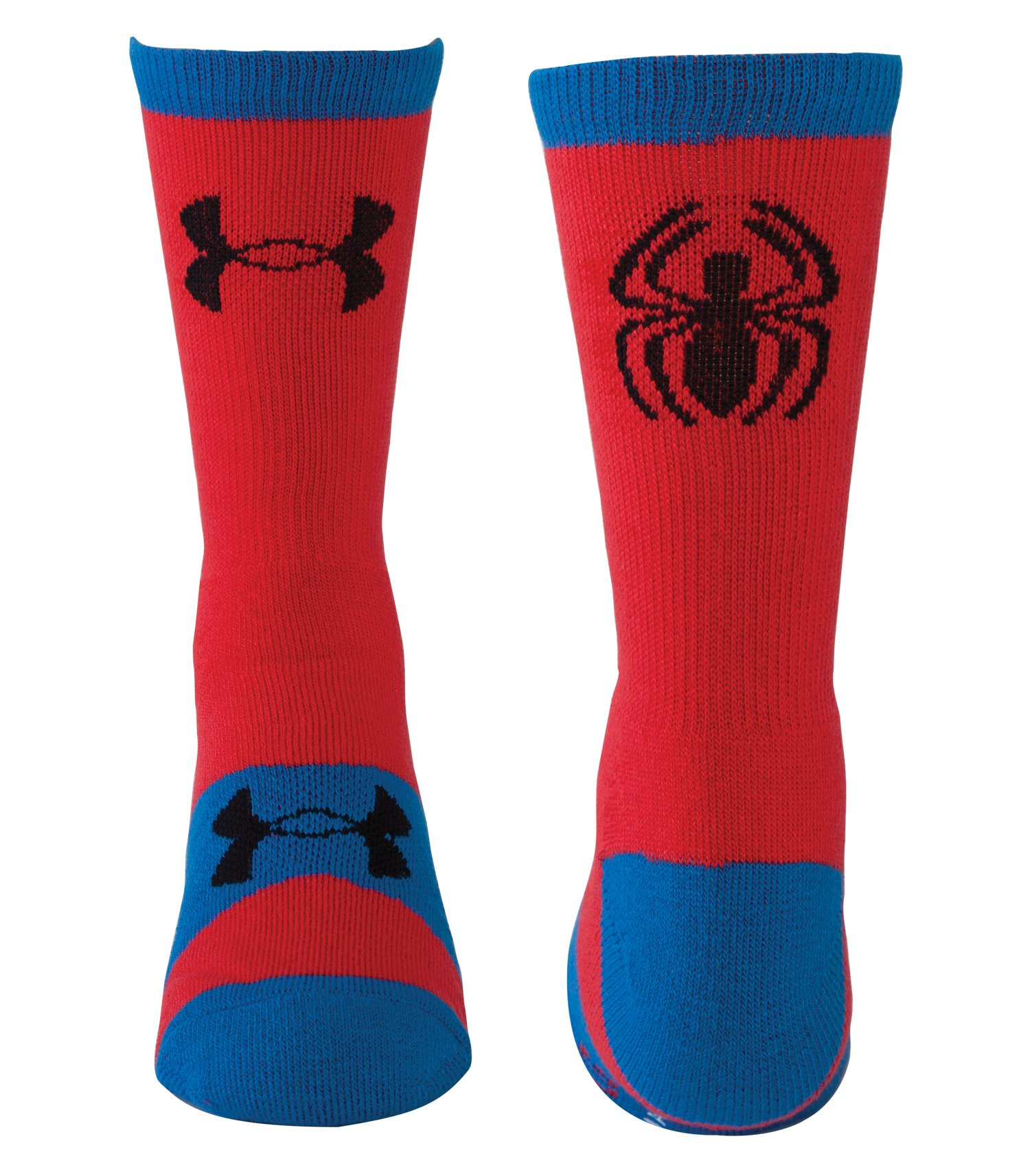 Kids' Under Armour® Alter Ego Spider-Man Crew Socks, Red