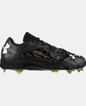 Men's UA Deception Low DiamondTips Baseball Cleats  3 Colors $56.24