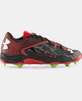 Men's UA Deception Low DiamondTips Baseball Cleats