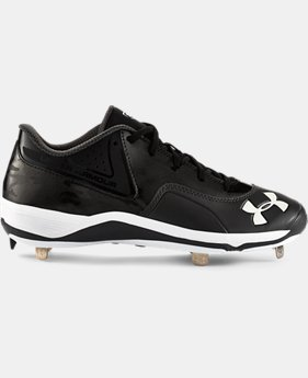 Men's UA Ignite Low ST CC Baseball Cleats  1 Color $48.99