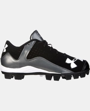 Boys' UA Leadoff Low RM Baseball Cleats   $33.99