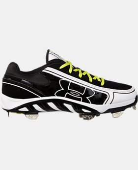 Women's UA Spine Glyde Softball Cleats   $59.99
