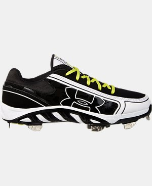 Women's UA Spine Glyde Softball Cleats   $44.99