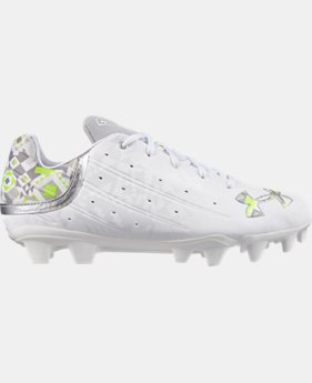 Women's UA Lax Finisher MC Cleat