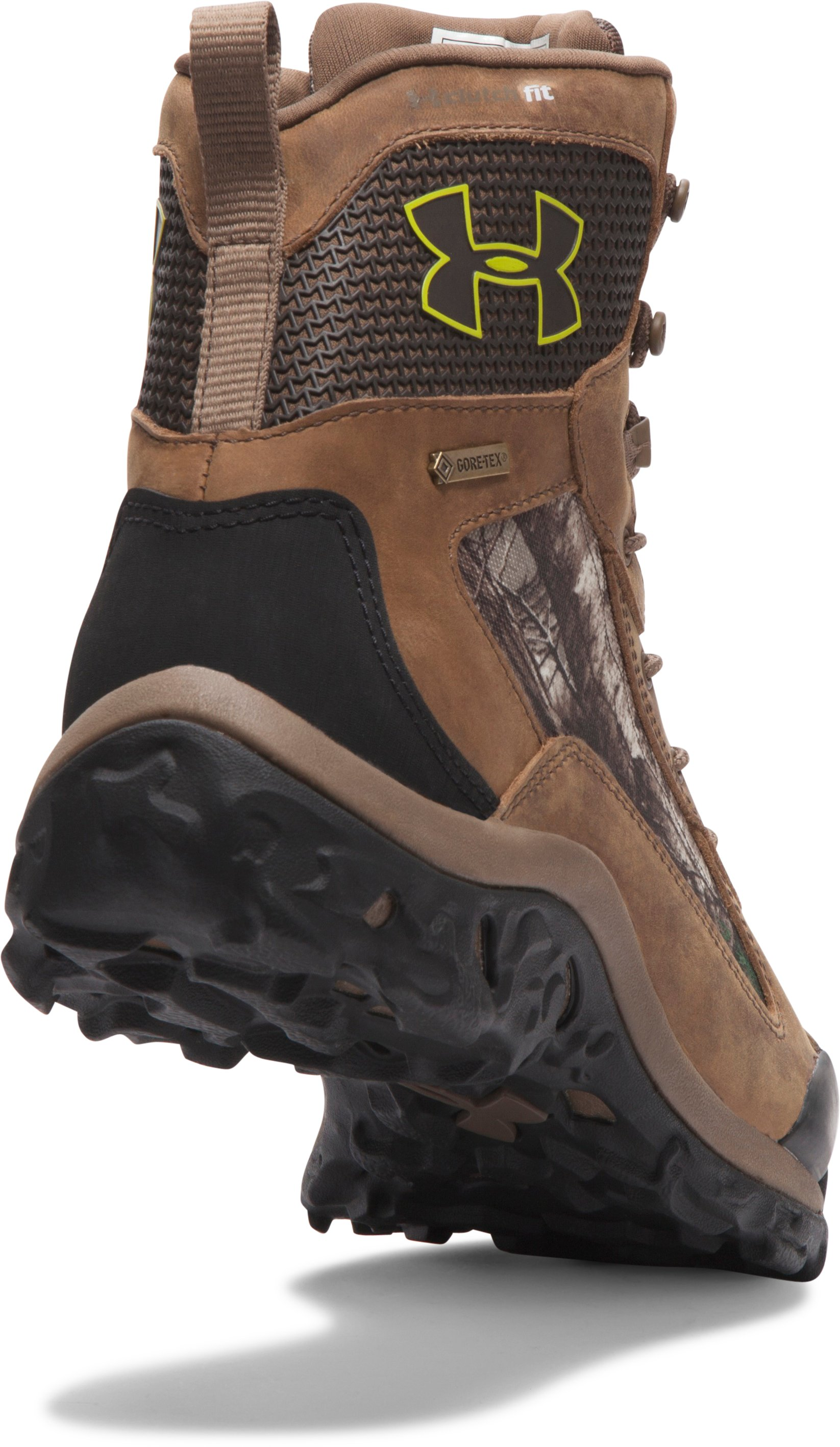 Men's UA Wall Hanger Boots, REALTREE AP-XTRA, undefined