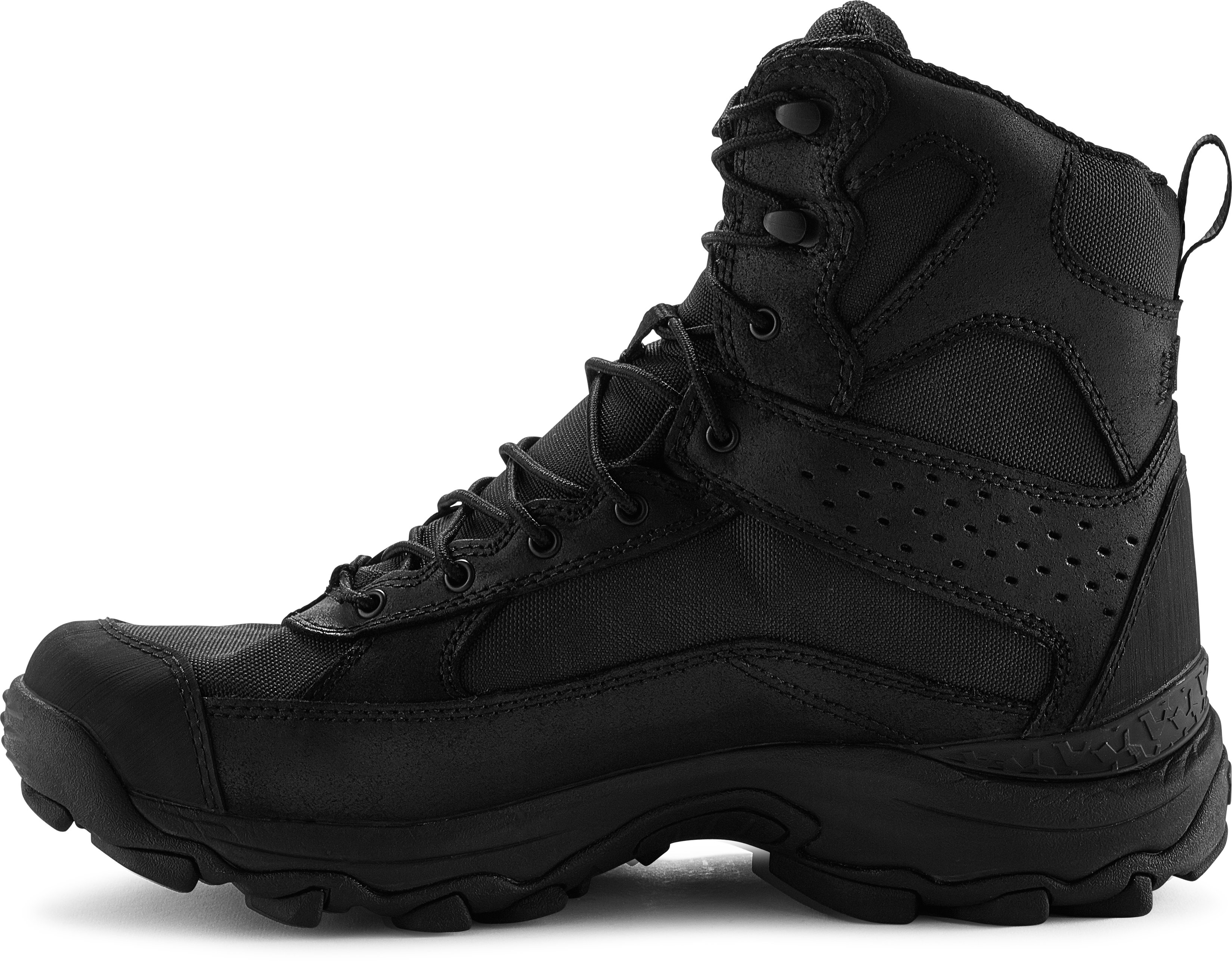 Men's UA Speed Freek Bozeman Hunting Boots, Black