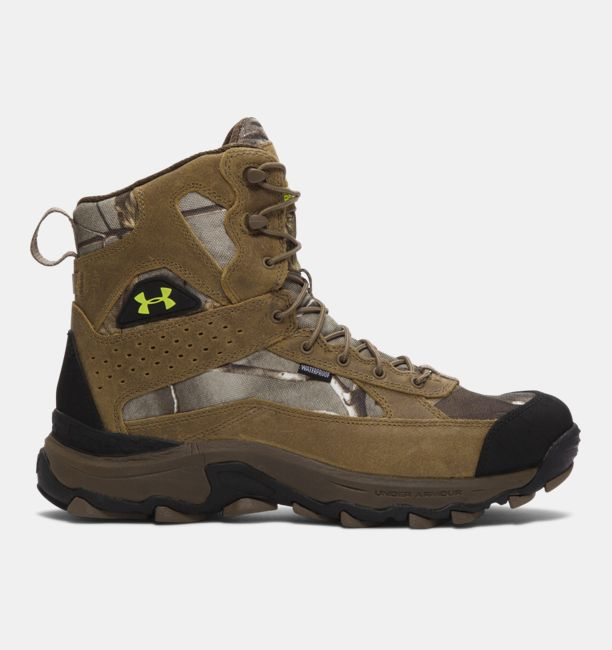 Men S Ua Speed Freek Bozeman Hunting Boots Under Armour Us
