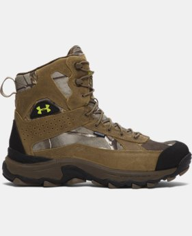 Men's UA Speed Freek Bozeman Hunting Boots LIMITED TIME OFFER + FREE U.S. SHIPPING 1 Color $112.49