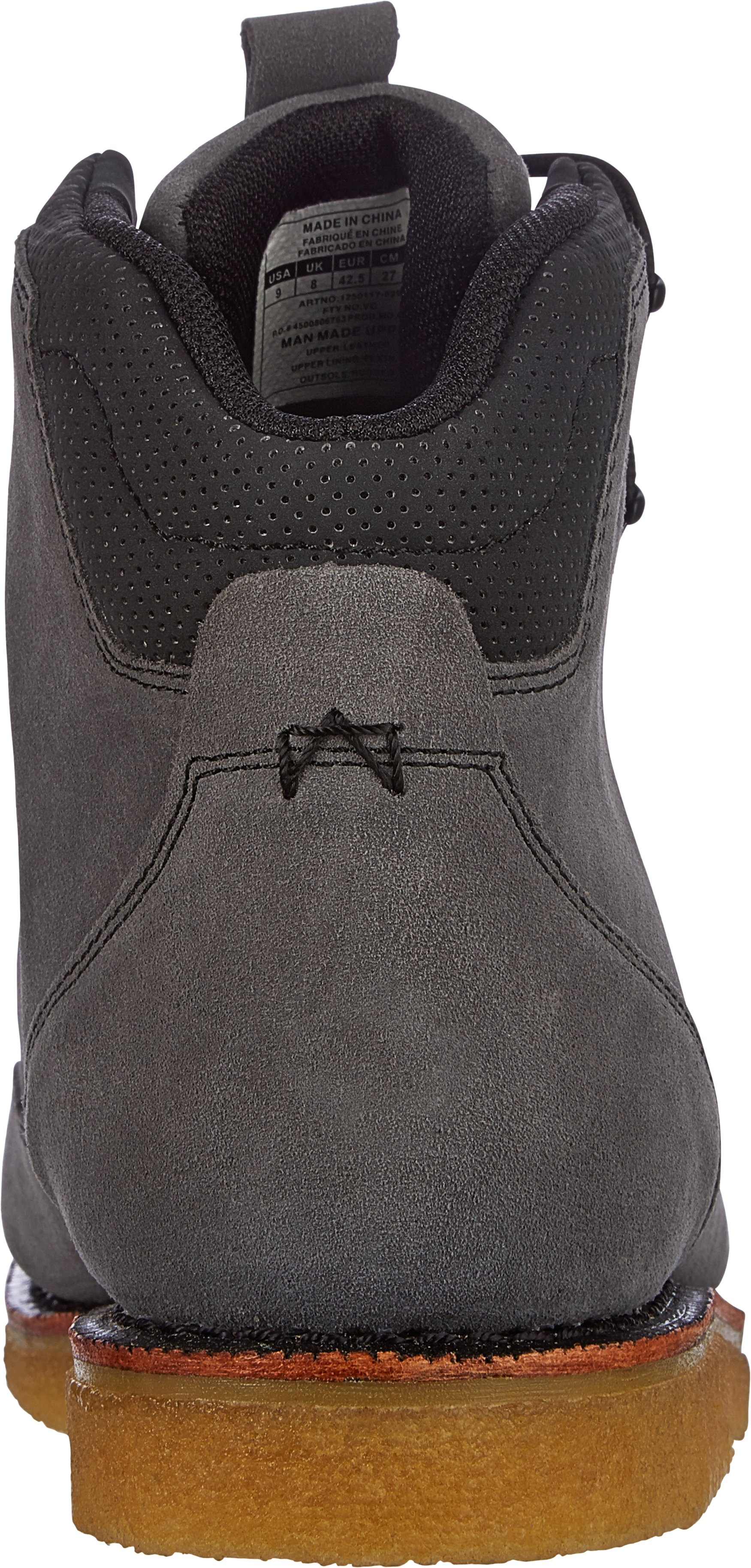 Men's UA Heppner Boots, Lead