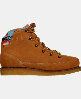 Men's UA Heppner Boots  1 Color $104.99
