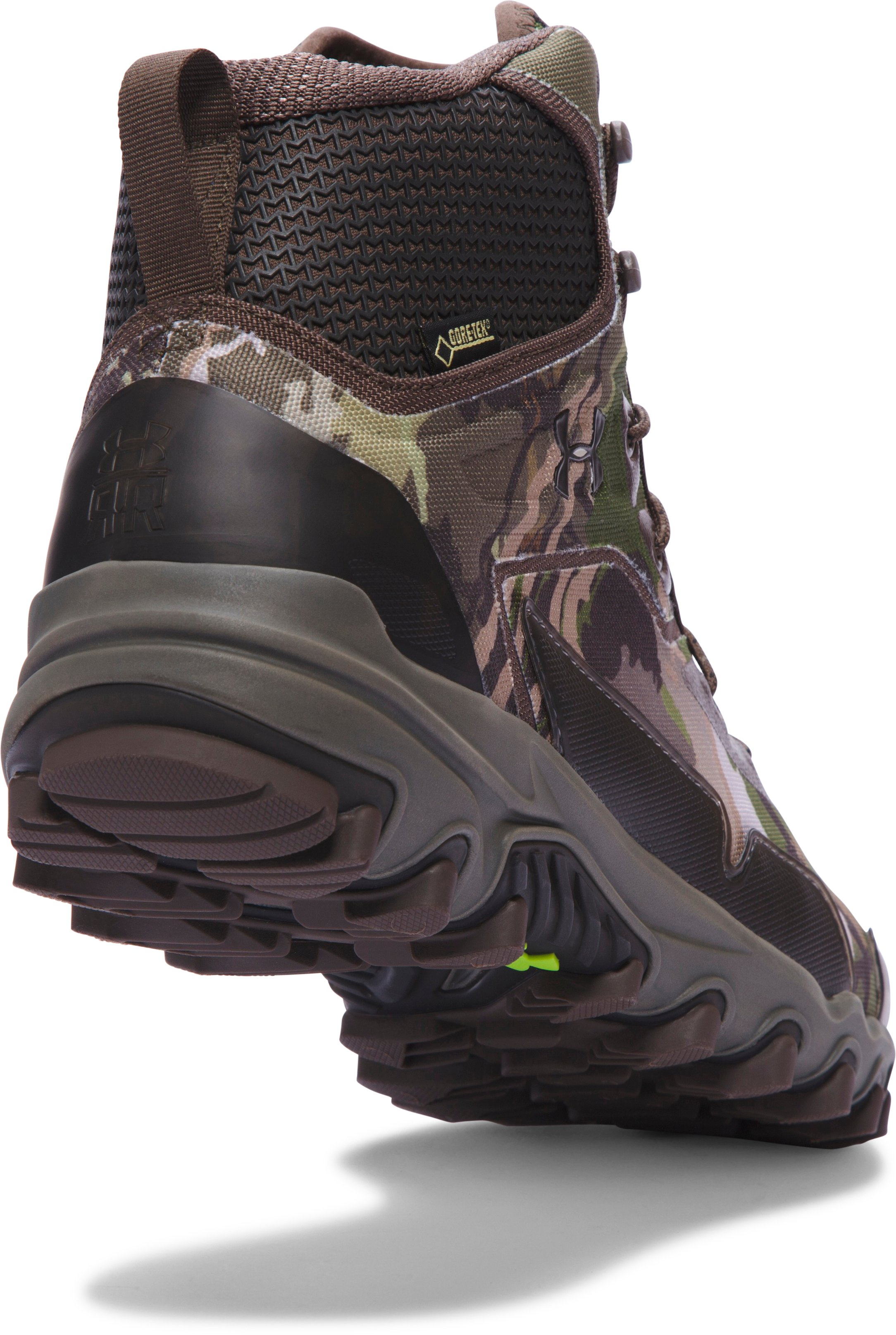 Men's UA Ridge Reaper™ Extreme Hunting Boots, RIDGE REAPER® FOREST, undefined
