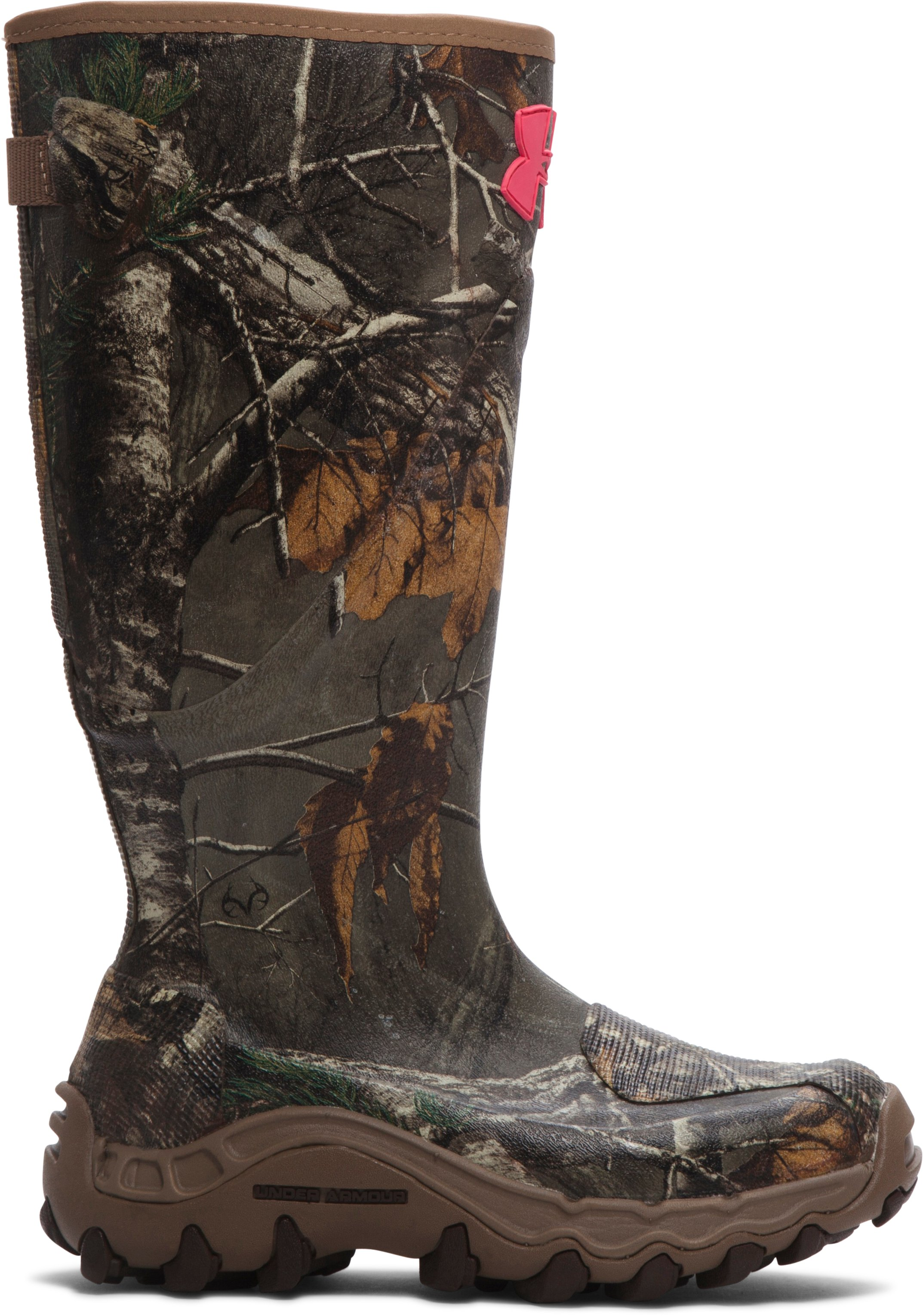 Women's UA HAW'MADILLO Boot, REALTREE AP-XTRA, zoomed image