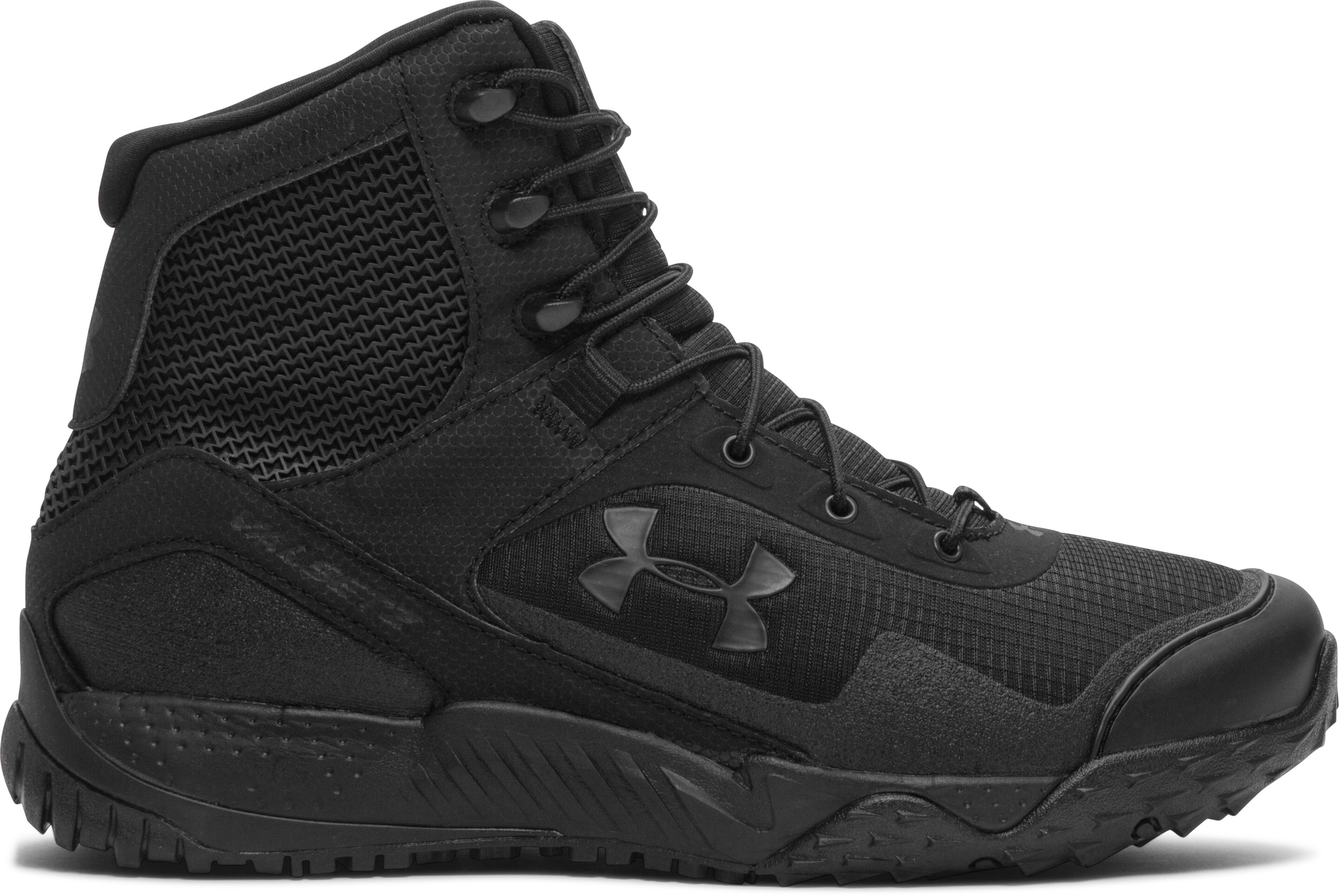 Men's UA Valsetz RTS Tactical Boots, Black