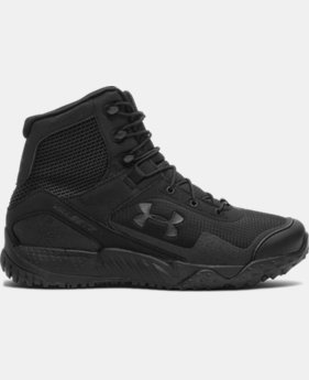 Best Seller Men's UA Valsetz RTS Tactical Boots LIMITED TIME: FREE U.S. SHIPPING 4 Colors $119.99