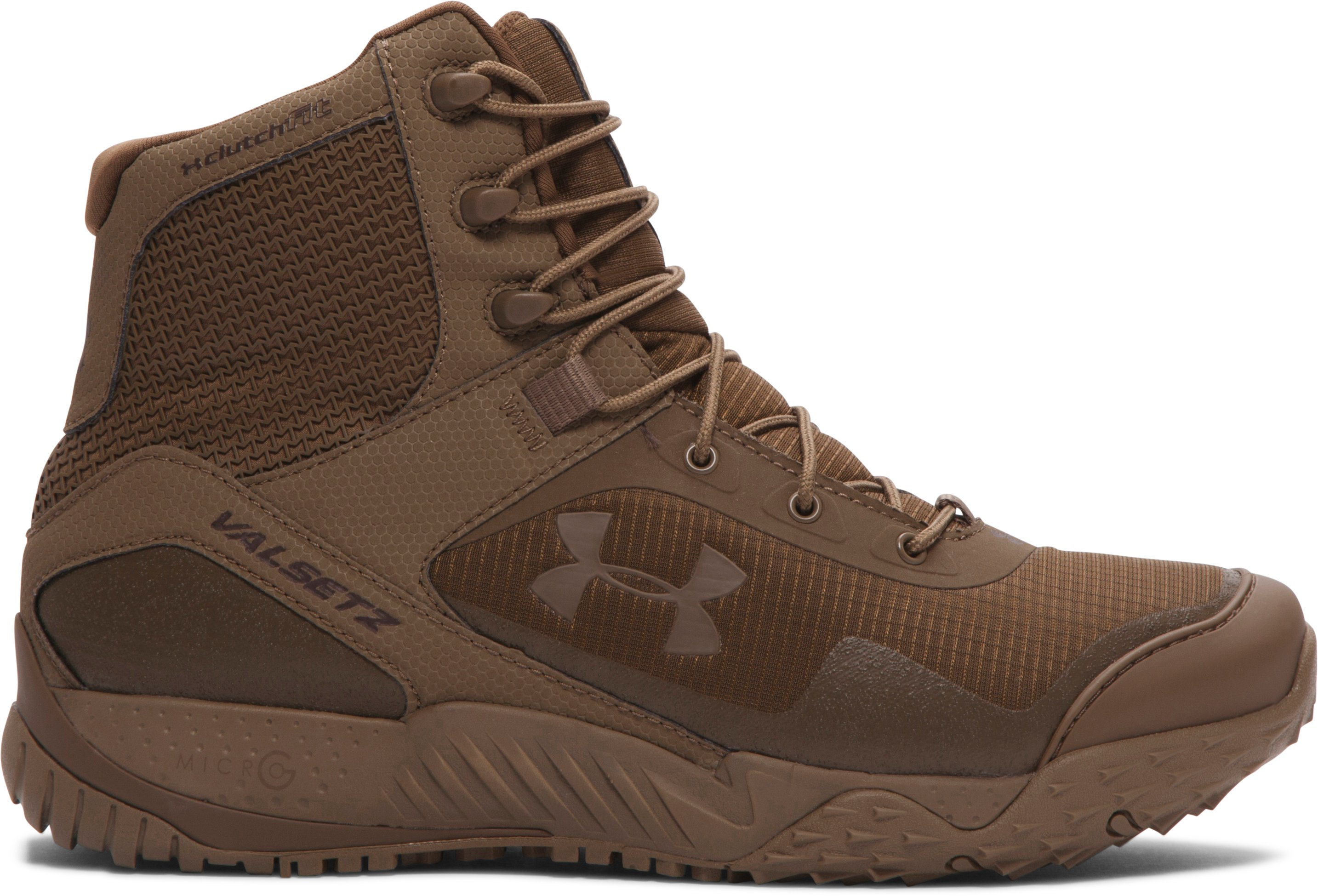 Men's UA Valsetz RTS Tactical Boots, Coyote Brown