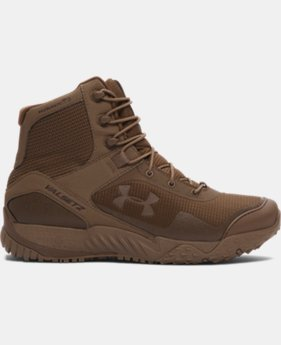 Best Seller Men's UA Valsetz RTS Tactical Boots  2  Colors Available $119.99