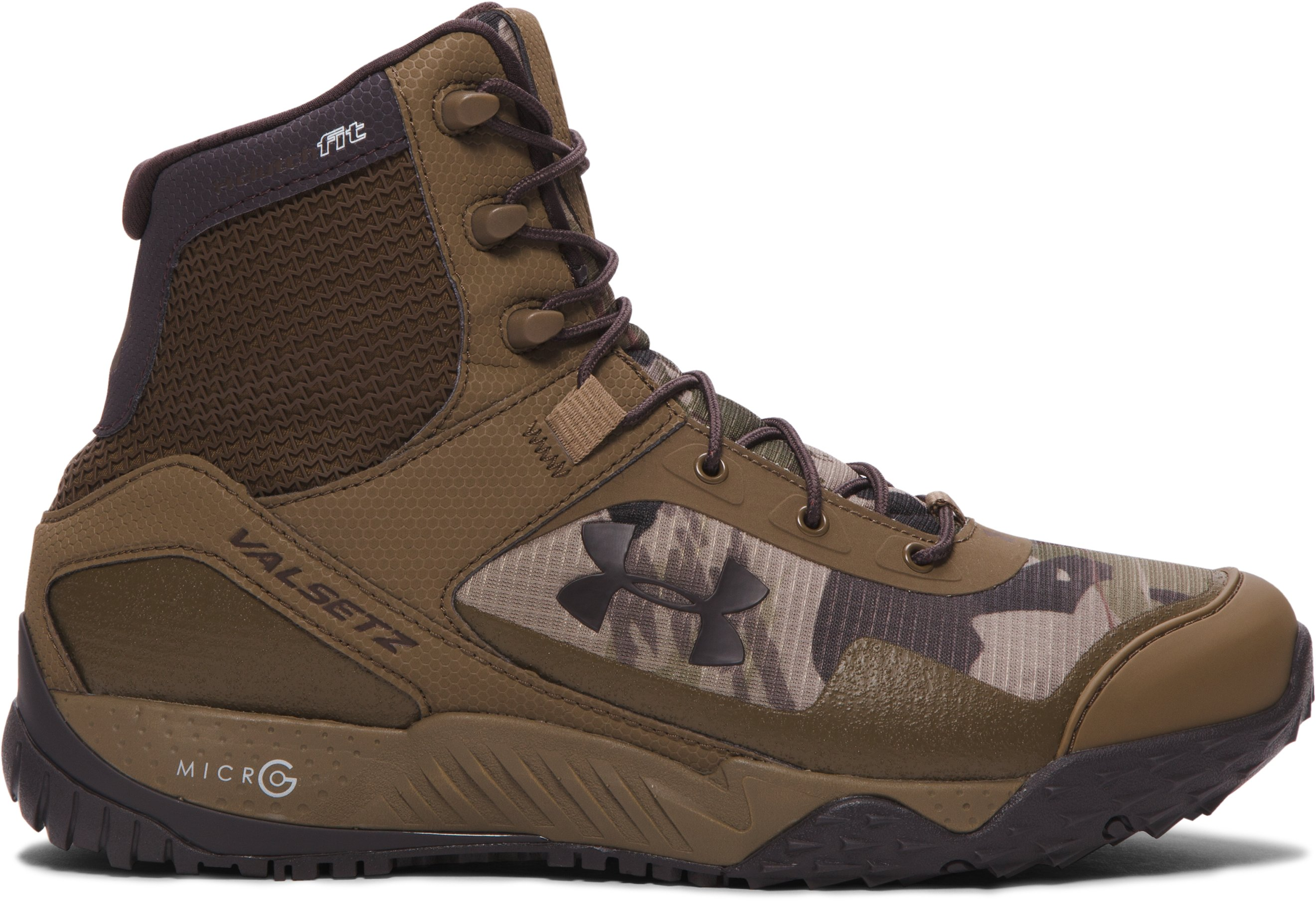 Men's UA Valsetz RTS Tactical Boots, RIDGE REAPER® BARREN, zoomed image