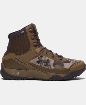 Men's UA Valsetz RTS Tactical Boots  1  Color Available $149.99