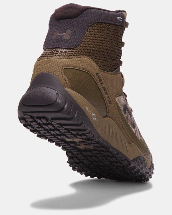 Men's UA Valsetz RTS Tactical Boots, Brown, pdpMainDesktop image number 2