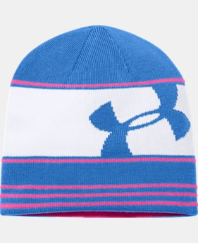 Girls' UA Switch It Up II Beanie  1 Color $24.99
