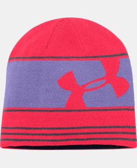 Girls' UA Switch It Up II Beanie  1 Color $17.99