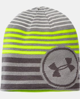 Boys' UA Reversible Beanie  1  Color $24.99