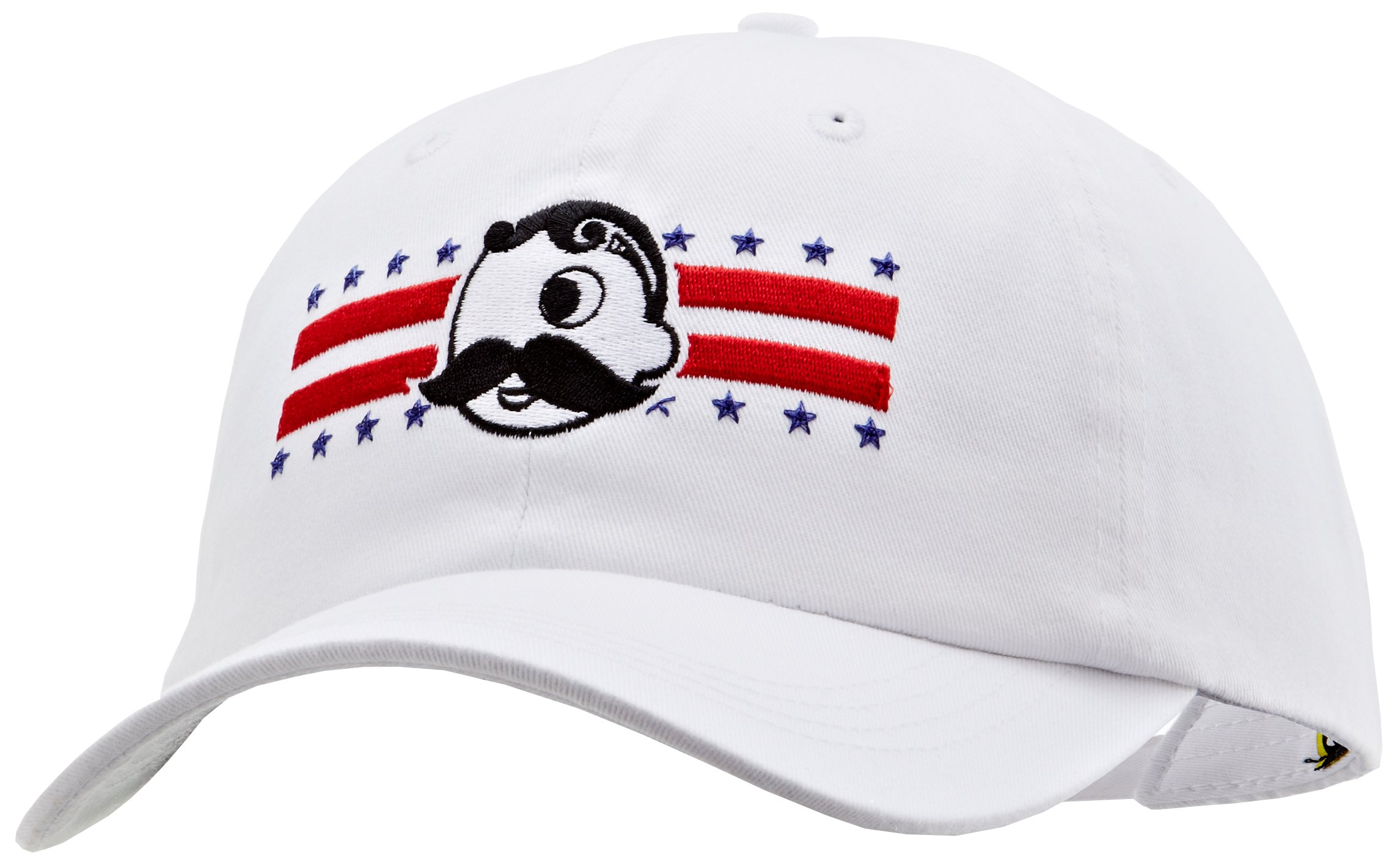 UA Bmore Natty Adjustable Cap, White, zoomed image