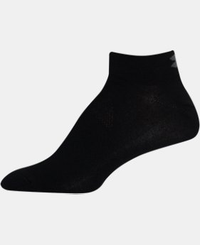 Women's UA HeatGear® Lo-Cut Liner Socks