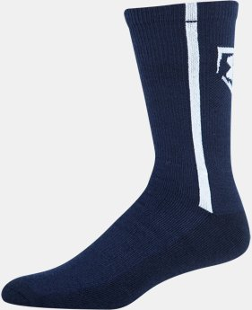 Men's UA Baseball Crew Socks LIMITED TIME: FREE U.S. SHIPPING 1 Color $12.99