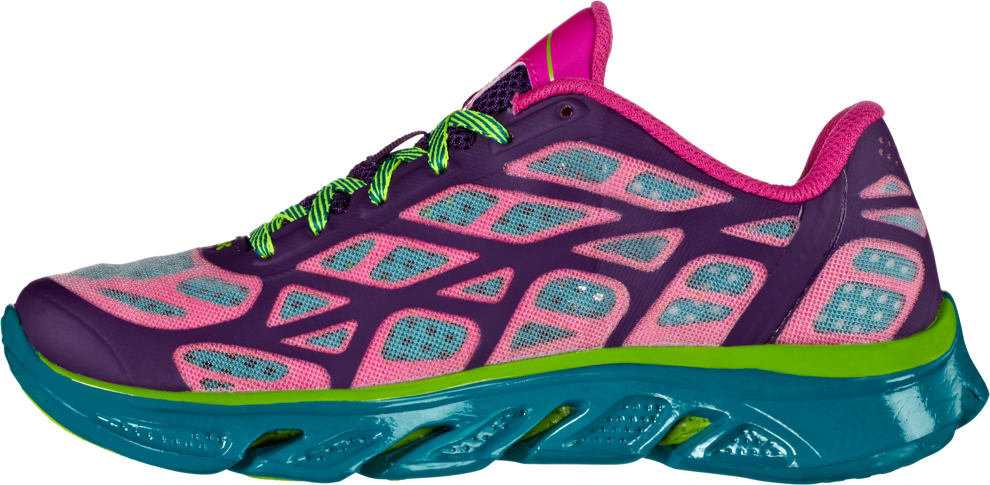Girls' Grade School UA Spine Vice – UA NEXT Limited Edition, Hendrix