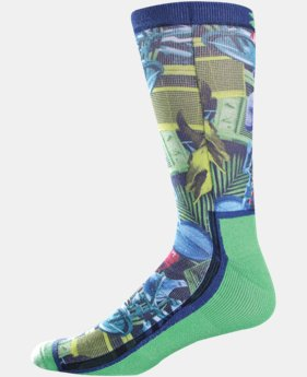 Men's UA Inspired Crew Socks