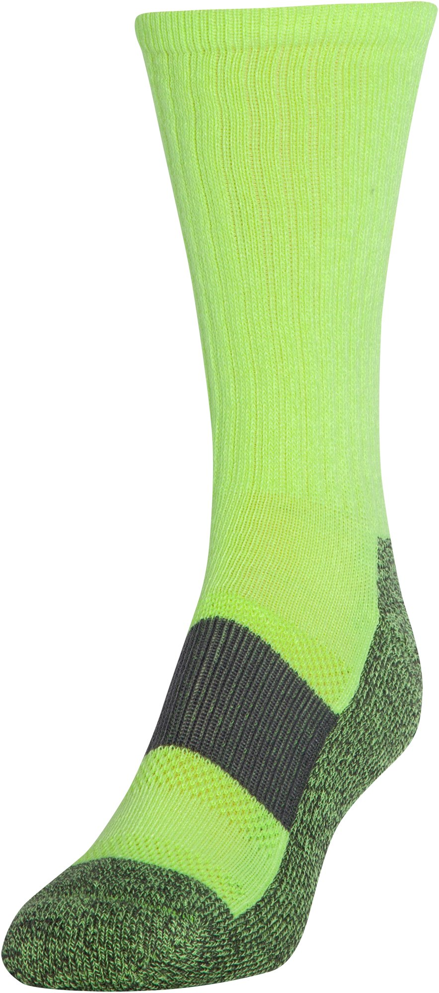 Women's UA Performance Crew Socks, X-Ray