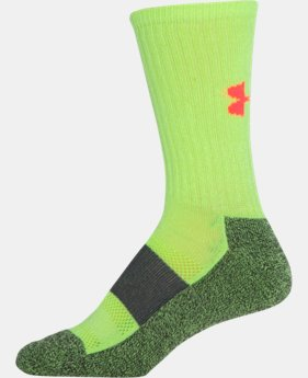 Women's UA Performance Crew Socks
