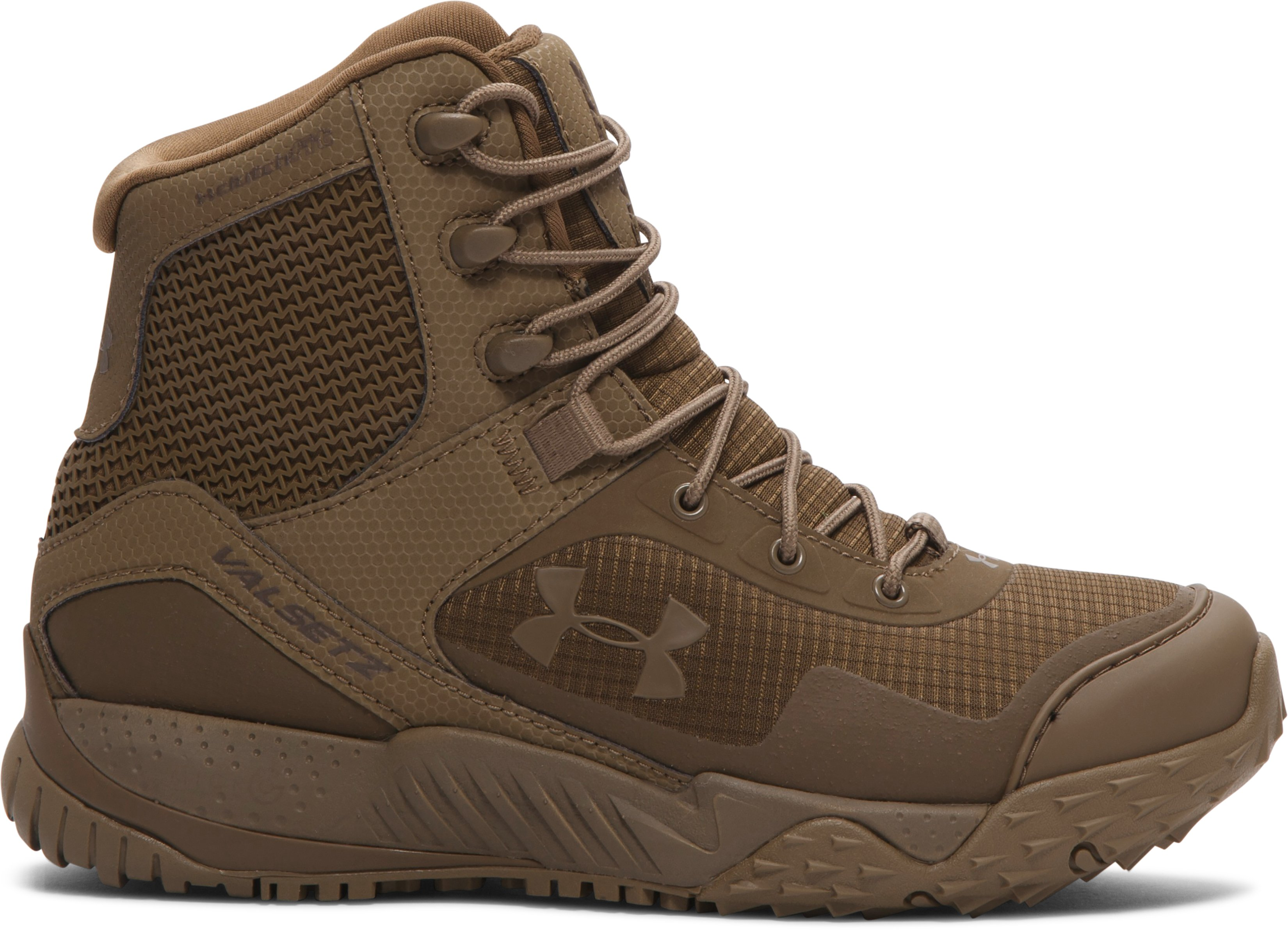 Women's UA Valsetz RTS Boot, Coyote Brown, undefined