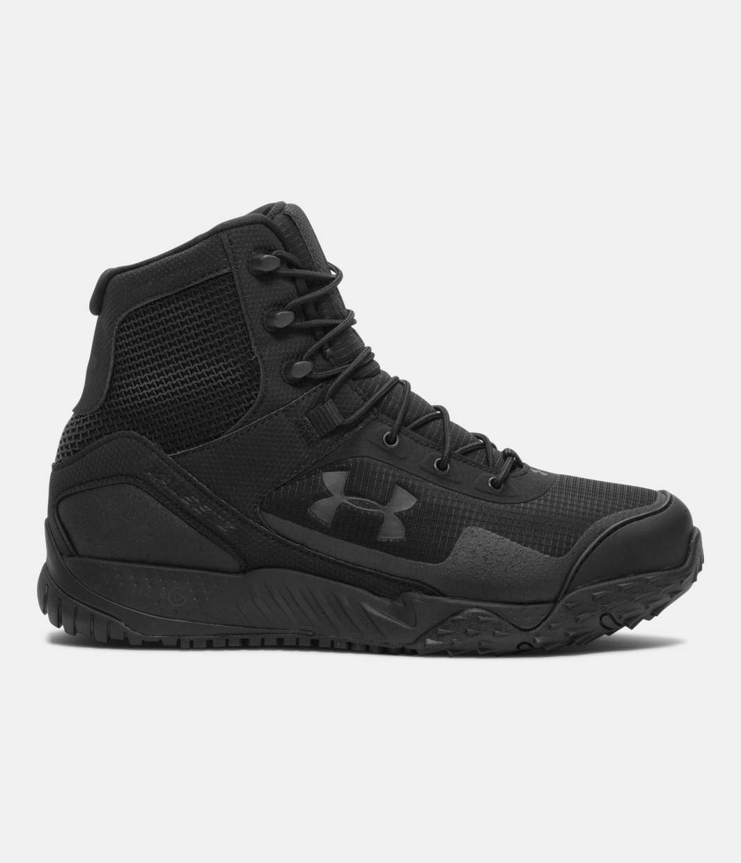 Mens Ua Valsetz RTS Side Zip Low Rise Hiking Shoes Under Armour Rp5MWRCMAD