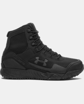 Men's UA Valsetz RTS Tactical Boots — Wide (4E)  1 Color $119.99