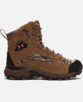 Women's UA Speed Freek Bozeman Hunting Boots  1 Color $101.24