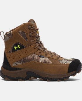Men's UA Speed Freek Bozeman Hunting Boots – Wide (4E) LIMITED TIME OFFER + FREE U.S. SHIPPING 1 Color $112.49