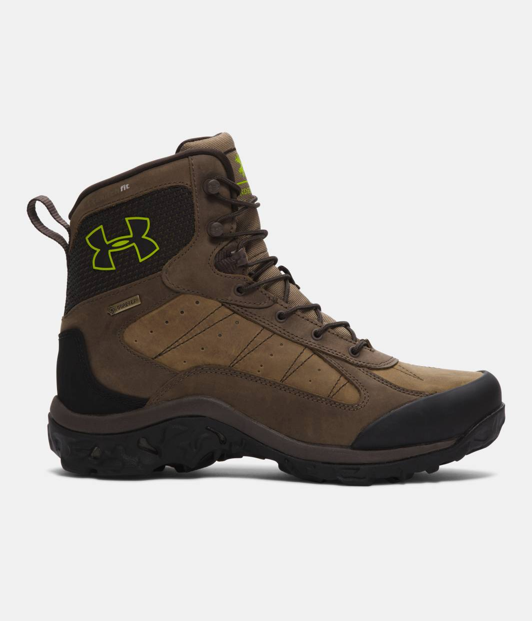 Under armour leather work gloves - Men S Ua Wall Hanger Leather Boots Uniform Zoomed Image