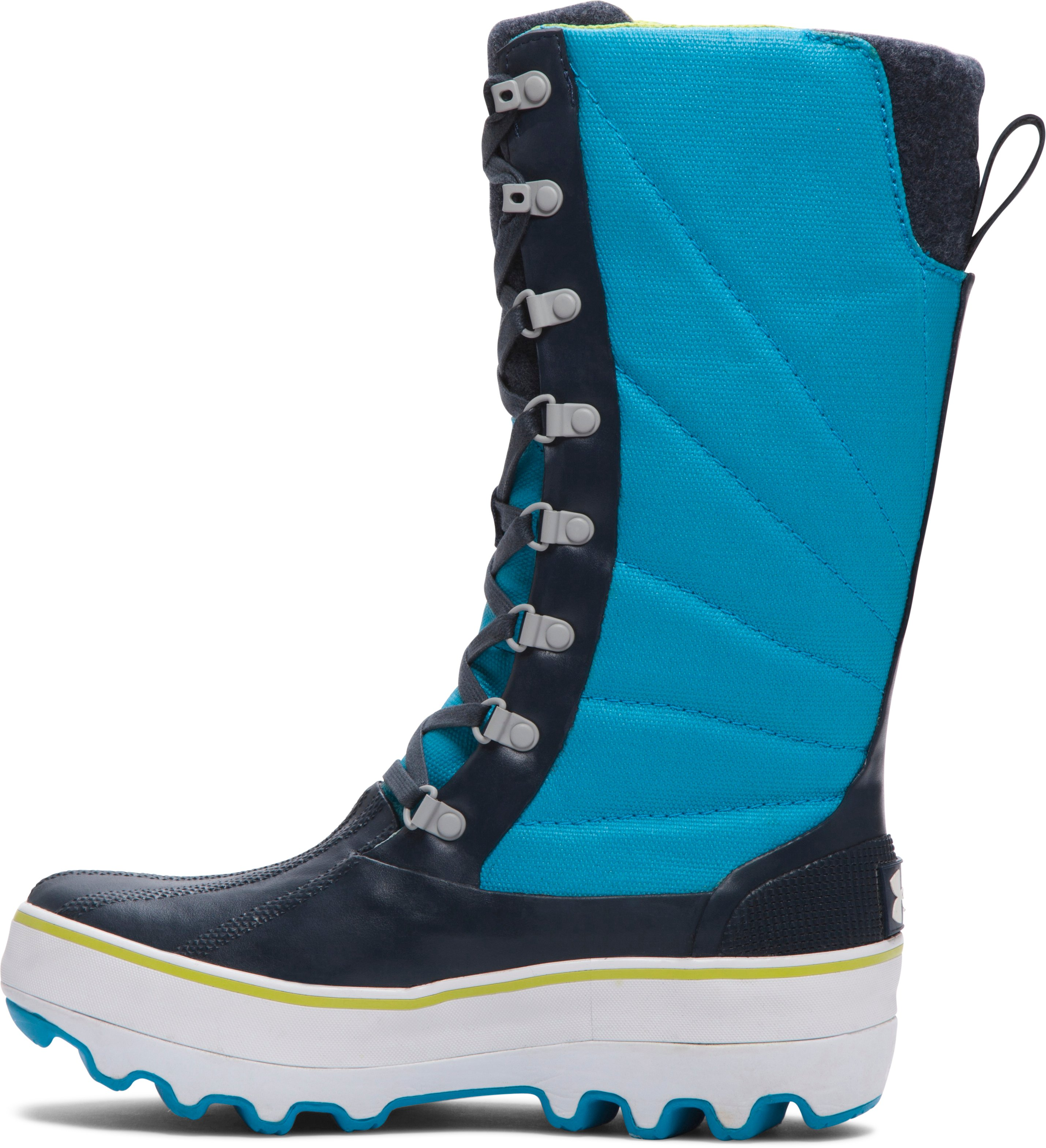 Women's UA Clackamas 200 Boot, PIRATE BLUE, undefined