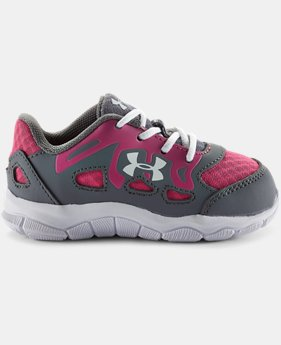 Girls' Infant UA Engage Running Shoes   $26.99