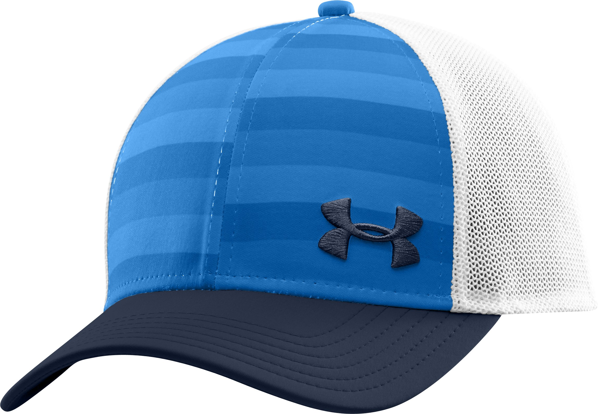 Men's UA Eagle Stretch Fit Cap, SCATTER, zoomed image