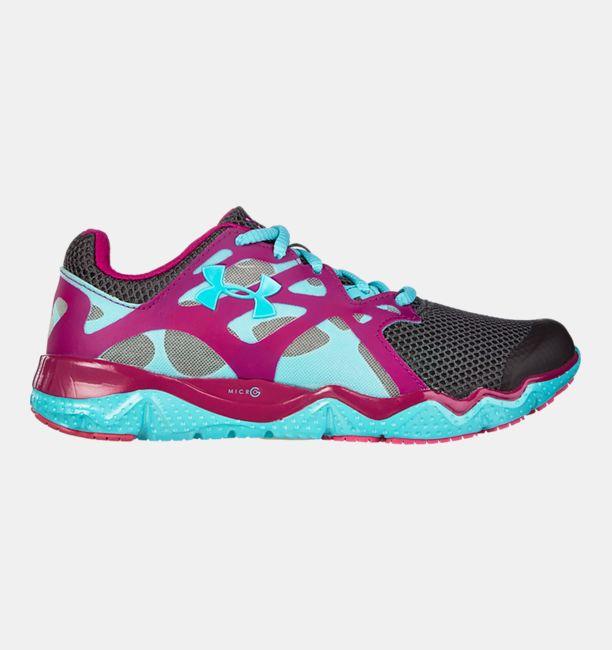 Women s UA Micro G® Monza Night Running Shoe  85718384c
